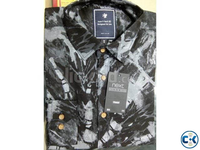 branded men s cotton shirts | ClickBD large image 4