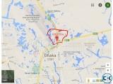 3 katha plot Rajuk plot for sell at Nikunjo-1 Dhaka