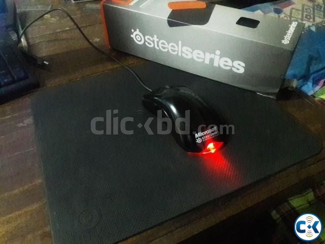 SteelSeries DeX Gaming Mousepad | ClickBD large image 0