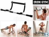 Iron Gym Fat Reducer Code 018