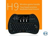 H9 2017 newest model 2.4G Mini Wireless Mouse Keyboard