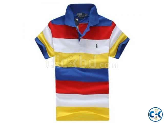 Export Quality Garments polo T shirt available | ClickBD large image 1