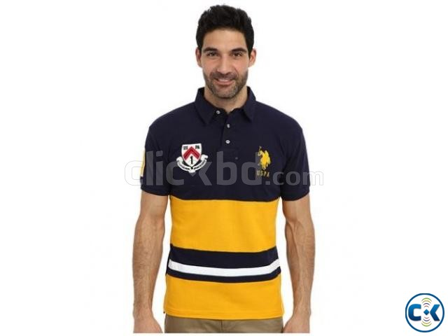 Export Quality Garments polo T shirt available | ClickBD large image 2