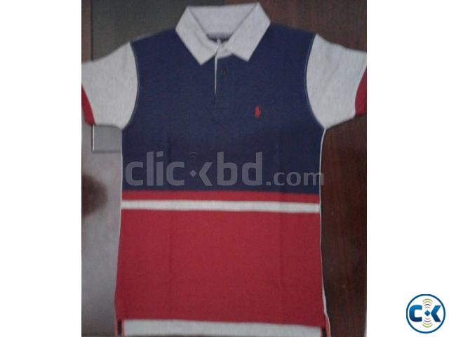 Export Quality Garments polo T shirt available | ClickBD large image 3