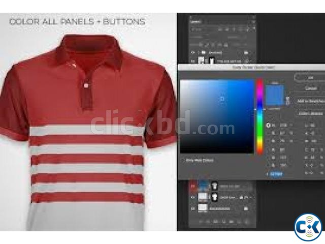 Export Quality Garments polo T shirt available | ClickBD large image 4