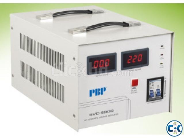 Voltage Stabilizer 3000VA | ClickBD large image 0