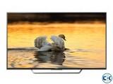 50 inch SONY W800C 3D TV
