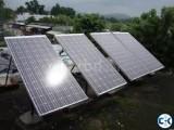 100 Watt Solar Package