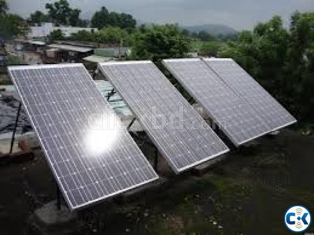 100 Watt Solar Package | ClickBD large image 0