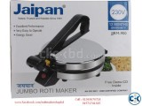 jaipan indian roti maker new