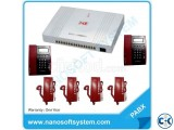 PABX System 16Channel with 12 Phone set