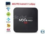 MXQ PRO 4K Android 5.1 Smart TV Box