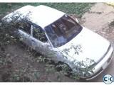 Toyota Carina White 1990