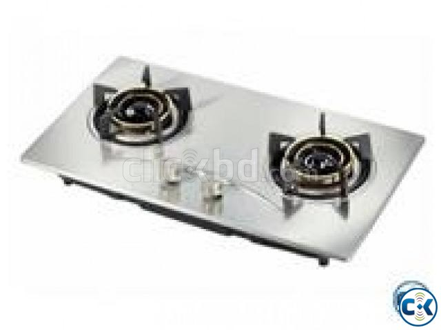 new 2 buener auto steel gas stove from italy clickbd. Black Bedroom Furniture Sets. Home Design Ideas