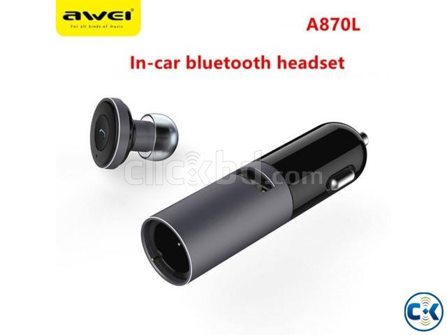 awei bluetooth usb car charger intact box clickbd. Black Bedroom Furniture Sets. Home Design Ideas