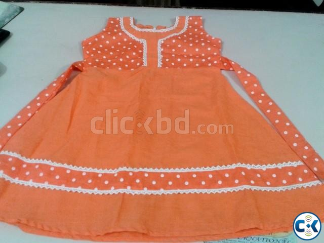 Baby summer dress | ClickBD large image 0