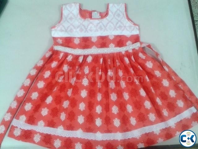 Baby summer dress | ClickBD large image 2