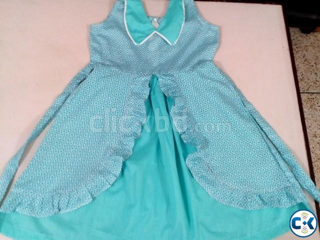 Baby summer dress | ClickBD large image 3