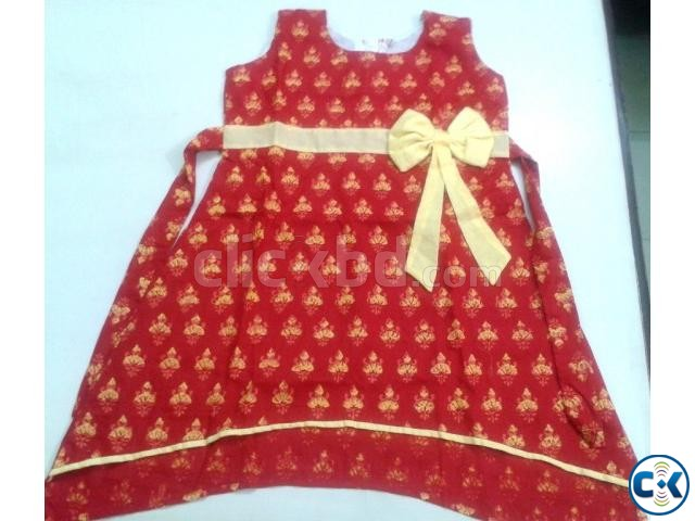 Baby summer dress | ClickBD large image 4