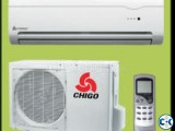 Chigo 24000 BTU 2 TON Split Type AC Brand New