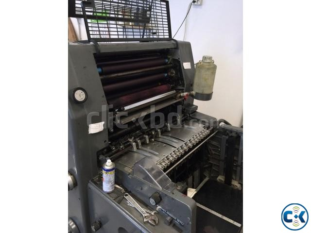 Used Offset Printing machine GTO 52 | ClickBD large image 0