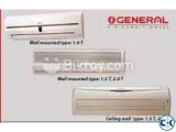 O GENERAL AC  3 TON AGS 36 AET Ceiling TYPE