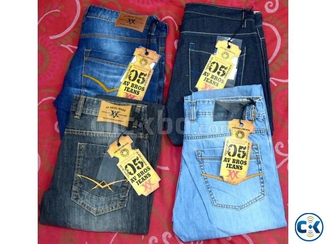 Men s Denim Pant | ClickBD large image 0
