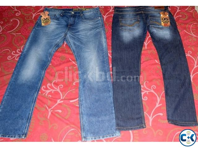 Men s Denim Pant | ClickBD large image 2