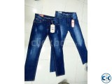 Exclusive Quality full mens denim pant