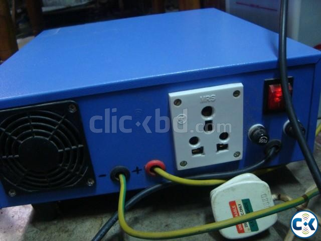 300 watt ips with battery | ClickBD large image 1