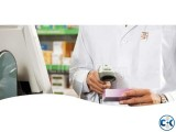 POS for Pharmacy Management