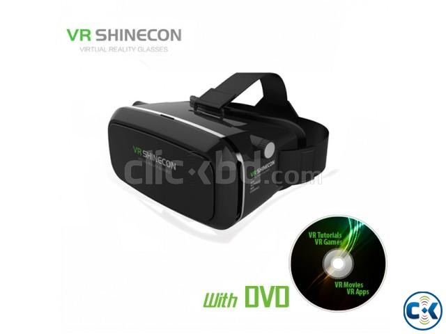 SHINECON VR BOX 3D Virtual Reality Glasses | ClickBD large image 1