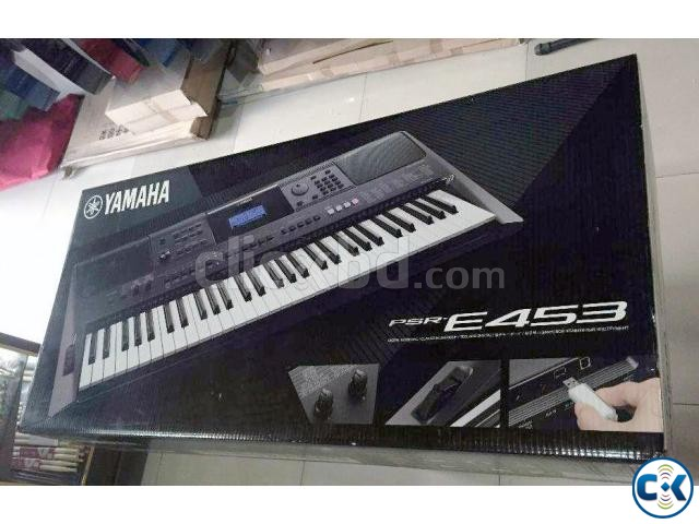 Yamaha Keyboard Psr E453 Manual