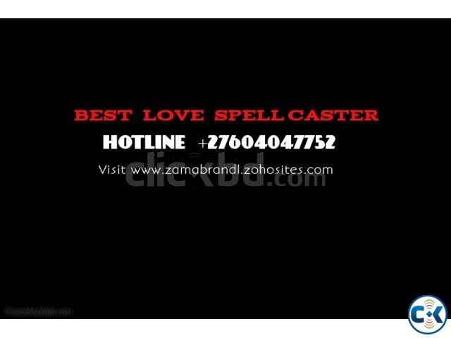 True and Quick Love Spells 27604047752 in Johannesburg | ClickBD large image 0