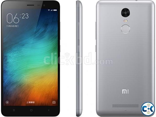 Xiaomi Redmi Note 3 Pro 32GB ROM 3GB RAM Brand New Intact | ClickBD