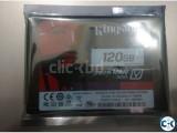 SSD 120GB Hard drive