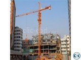 World s No-2 Tower Crane now in BD