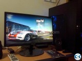 Samsung 22 LED Monitor new