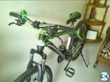 Branf new Anaconda MTB-777 Mountain Bike