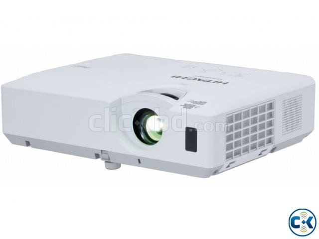 Hitachi CP-WX3041WN 3000 Lumens Multimedia Projector | ClickBD large image 0