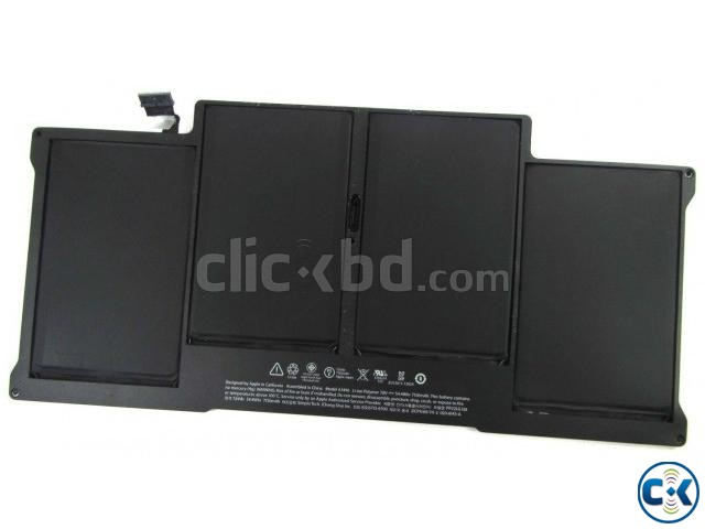 100 Genuine Original A1496 Battery MacBook Air 13  | ClickBD large image 0