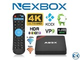 Nexbox A95X Android 6 tv Box 2G DDR3 RAM 16G eMMC ROM