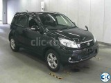 Toyota Rush G. Black 2012 Reconditioned