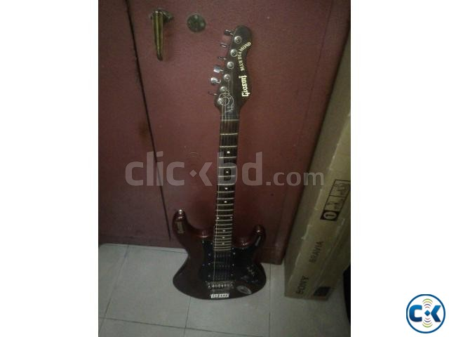 givson blue diamond electric guitar clickbd. Black Bedroom Furniture Sets. Home Design Ideas