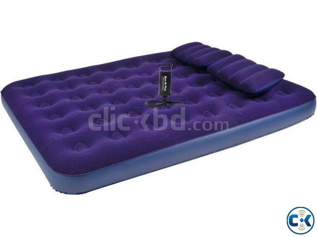 Матрац-кровать надувной, 76х190х20см