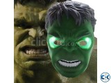 Avengers Series LED Hulk Mask