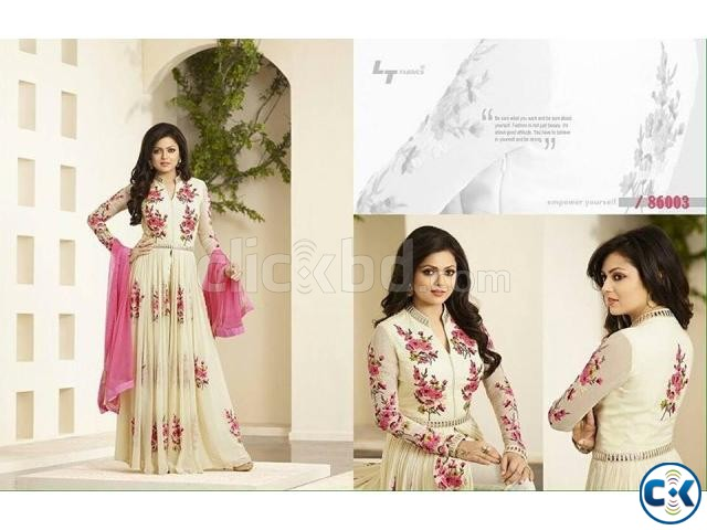 BEST GEORGETTE DRESS COLLECTION - 2016. | ClickBD large image 0