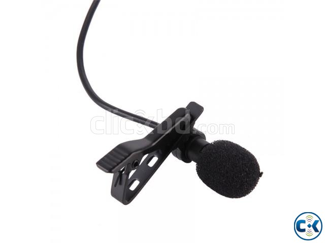 clip on lapel lavalier microphone clickbd. Black Bedroom Furniture Sets. Home Design Ideas