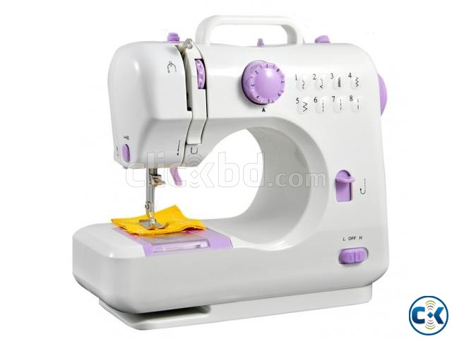 Mini Electric sewing machine FHSM-505 intect Box | ClickBD large image 0