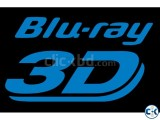 3D movies for sale huge collection